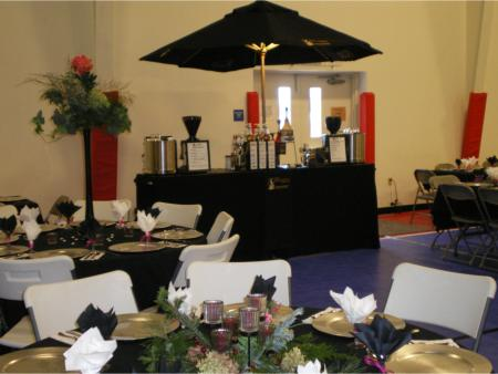 toledo catering wedding