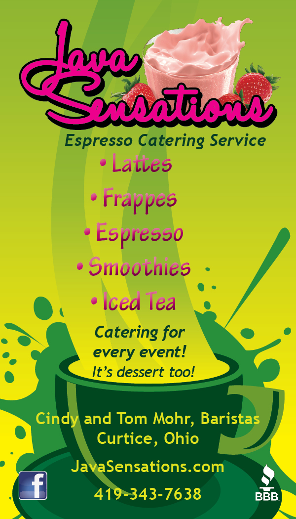 toledo wedding catering